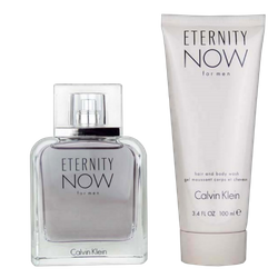 Calvin Klein CK Eternity Now Set Eau de Toilette 100ml + Shower Gel 100ml