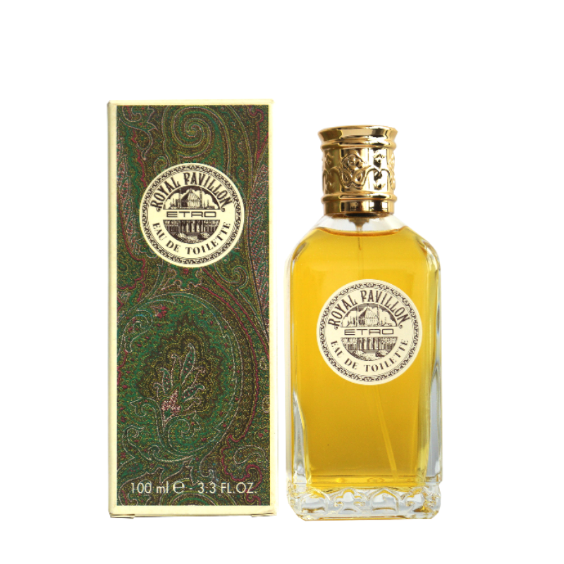 Etro Royal Pavillon Vintage Design Eau de Toilette 100ml