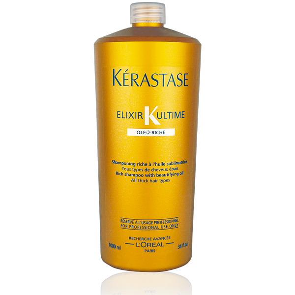 Kerastase Elixir Ultime Oleo-Riche All Thick air Types 1000ml