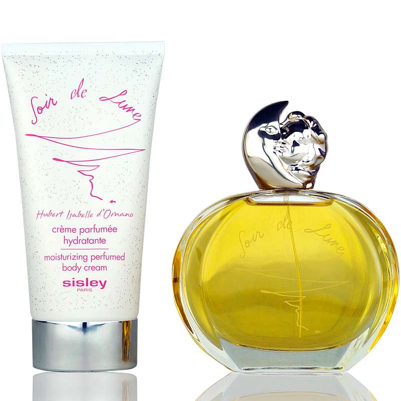 Sisley Soir de Lune  Eau de Parfum 100ml + Body Cream 150ml