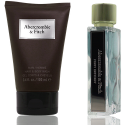 Abercrombie & Fitch First Instinct Eau de Toilette 50ml + Shower Gel 100ml