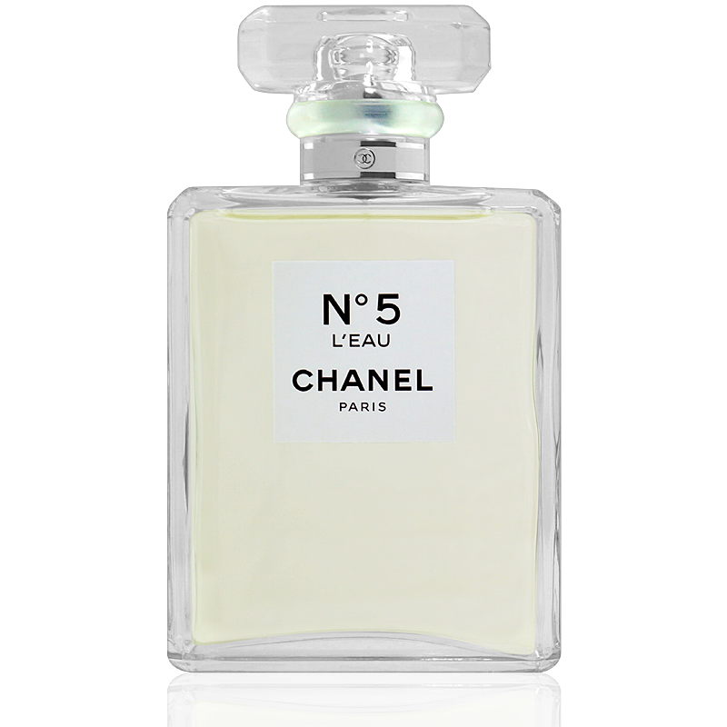 chanel no 5 l 39 eau eau de toilette 100ml damenparf m parf m f r dich. Black Bedroom Furniture Sets. Home Design Ideas