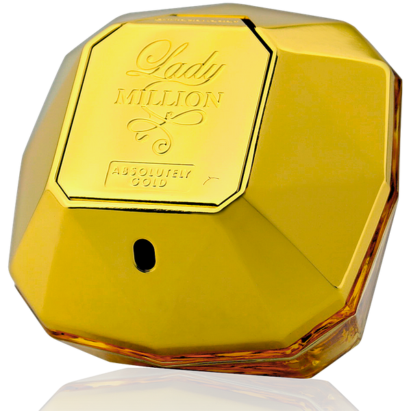 Paco Rabanne Lady Million Absolutely Gold Eau de Parfum 80ml