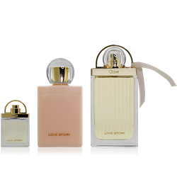 Chloé Chloé Love Story Eau de Parfum 75ml + Body Lotion 100ml + Mini 5ml