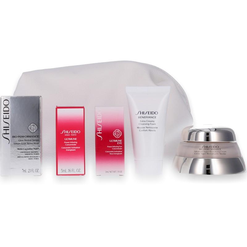 Shiseido Bio-Performance Advanced Super Revitalizing Cream 50ml + 4 weitere Produkte