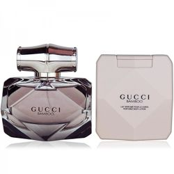 Gucci Bamboo Eau de Toilette 50ml + Body Lotion 100ml SET