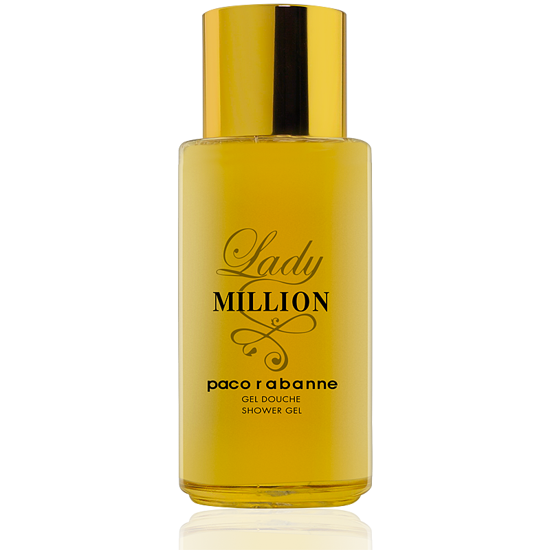 Paco Rabanne Lady Million Shower Gel 200ml