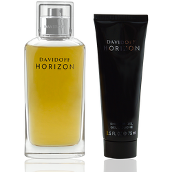 Davidoff Horizon Eau de Toilette 125ml + Shower Gel 75ml