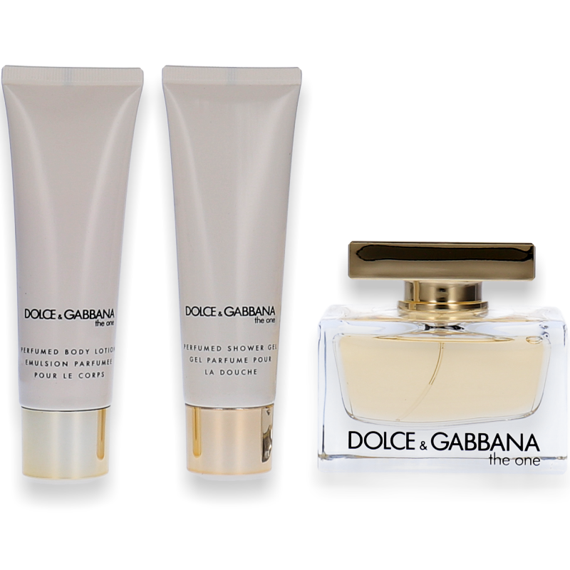 Dolce & Gabbana The One 75ml Eau de Parfum + 50ml BL+ 50ml SG