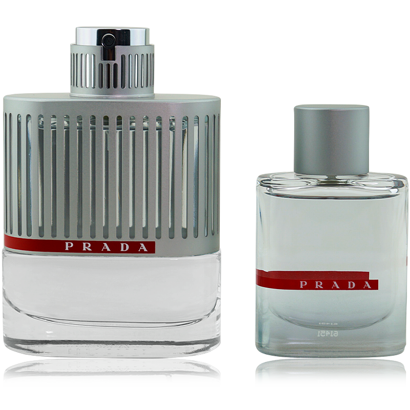 Prada Luna Rossa for Man Eau de Toilette 100ml + Eau de Toilette 30ml