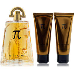 Givenchy Pi Eau de Toilette 100ml + 75ml ASB + 75ml Shower Gel