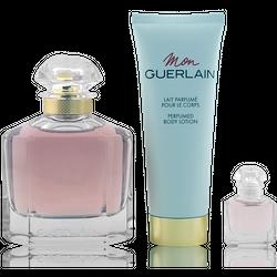 Guerlain Mon Guerlain Eau de Parfum 100ml + Body Lotion 75ml + Mini 5ml