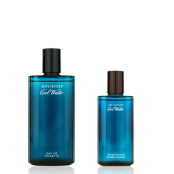 Davidoff Cool Water Eau de Toilette 125ml + 75ml After Shave