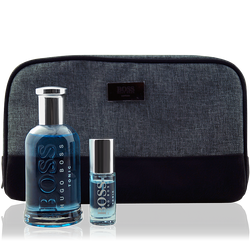Hugo Boss Boss Bottled Tonic Eau de Toilette 100ml + Mini 8ml + Tasche