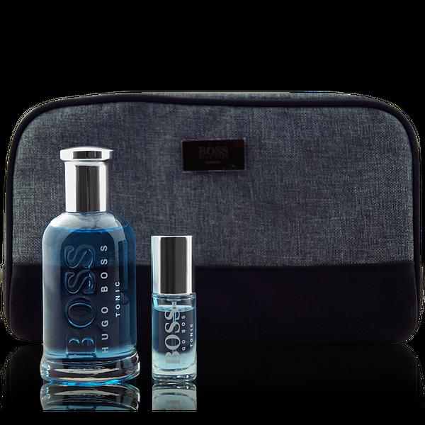 Hugo Boss Boss Bottled Tonic Eau de Toilette 100ml + Mini 8ml + Tasche
