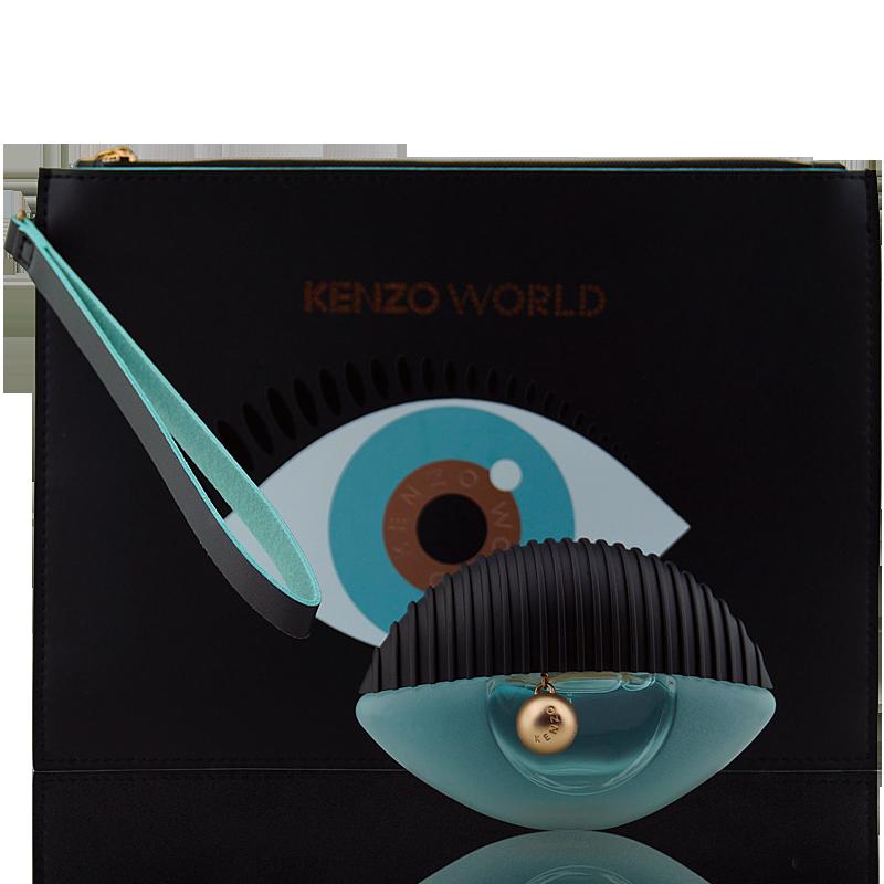 Kenzo World Eau de Parfum 50ml + Tasche