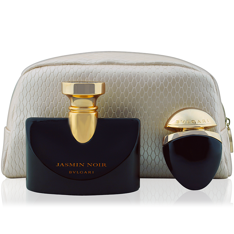 Bvlgari Bulgari Jasmin Noir Eau de Parfum 100ml + EdP 15ml + Tasche