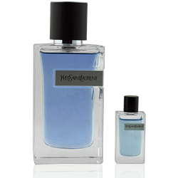 Yves Saint Laurent YSL Y for Men Eau de Toilette 100ml + Mini 10ml