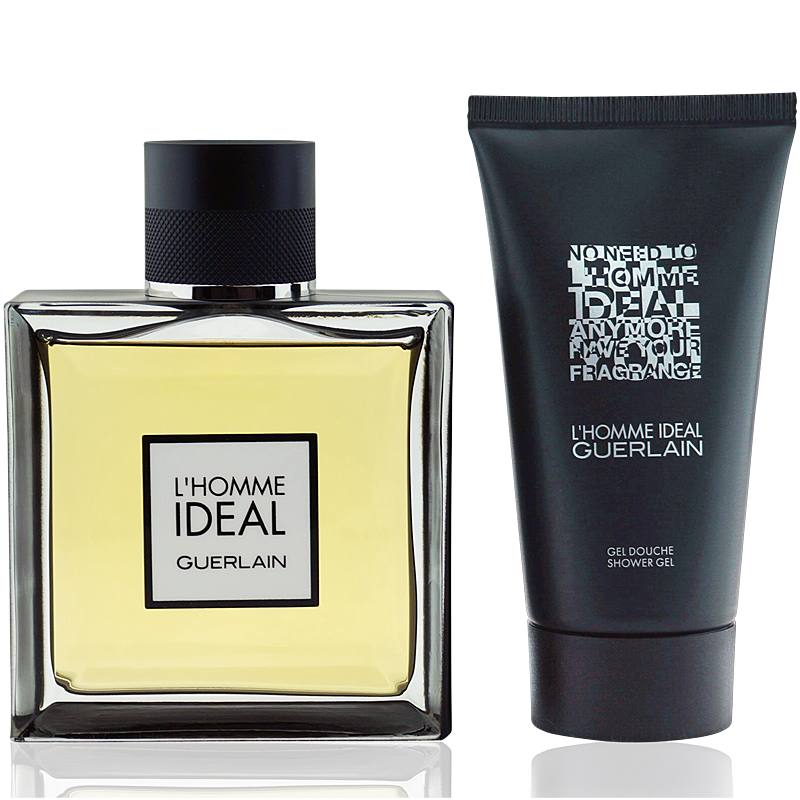 Guerlain L'Homme Ideal Set Eau de Toilette 100ml + SG 75ml