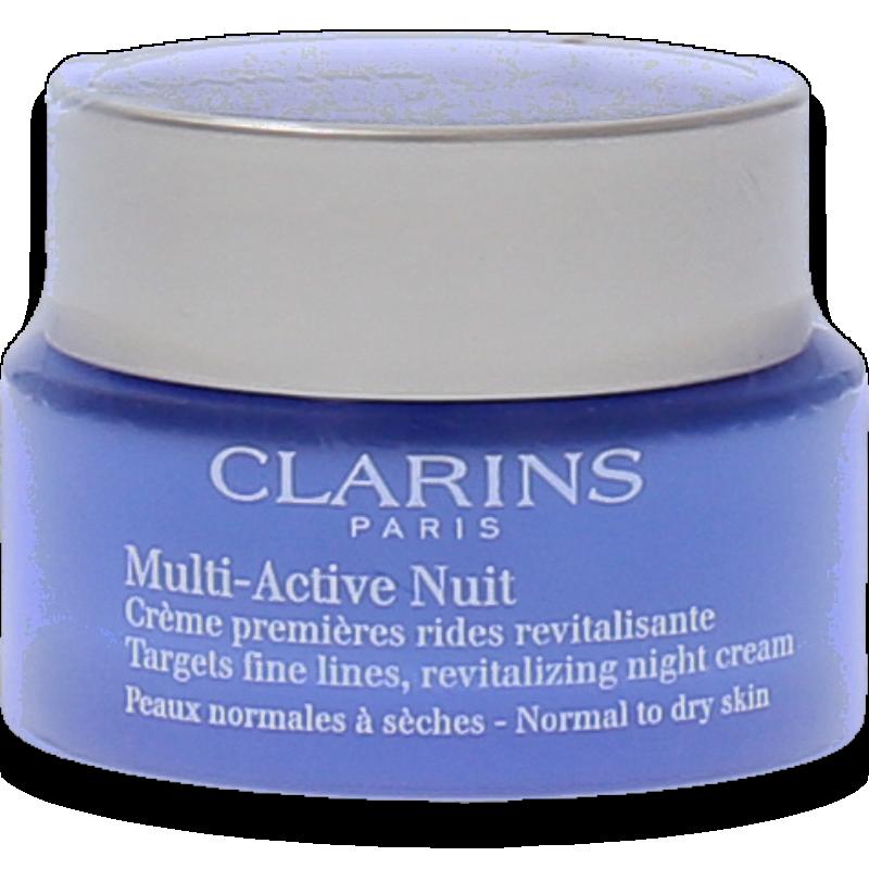Clarins Multi Active Night Cream Normal to Dry Skin 50ml