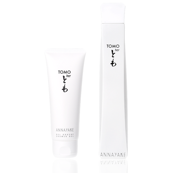 Annayaké Tomo Her Eau de Parfum 100ml + Shower Gel 75ml