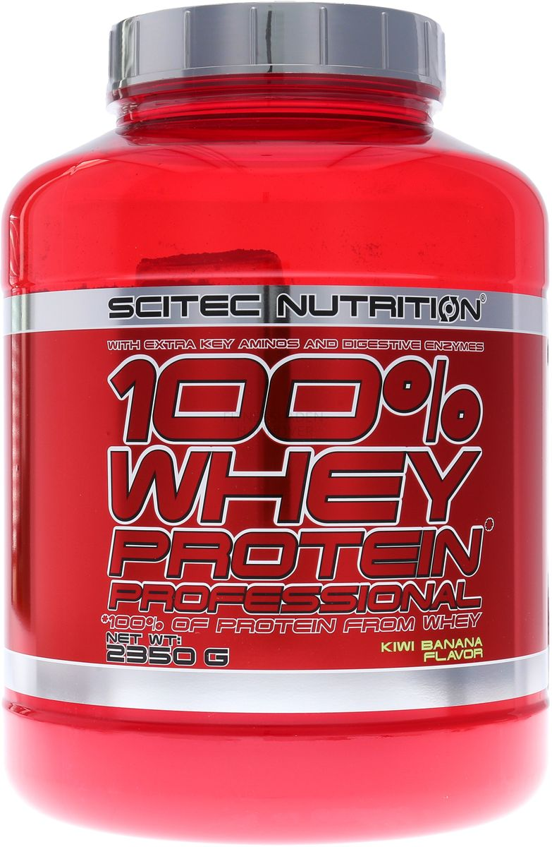 Scitec Nutrition 100% Whey Protein Eiweiß Professional 2350g