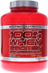 Scitec Nutrition 100% Whey Protein Eiweiß Professional 2350g Dose
