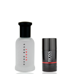 Hugo Boss Bottled Sport Eau de Toilette 100ml + Deo Stick 75ml