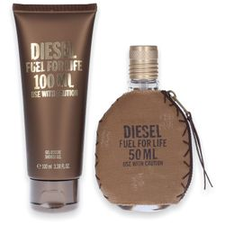Diesel Fuel for Life Homme Eau de Toilette 50ml + Shower Gel 100ml