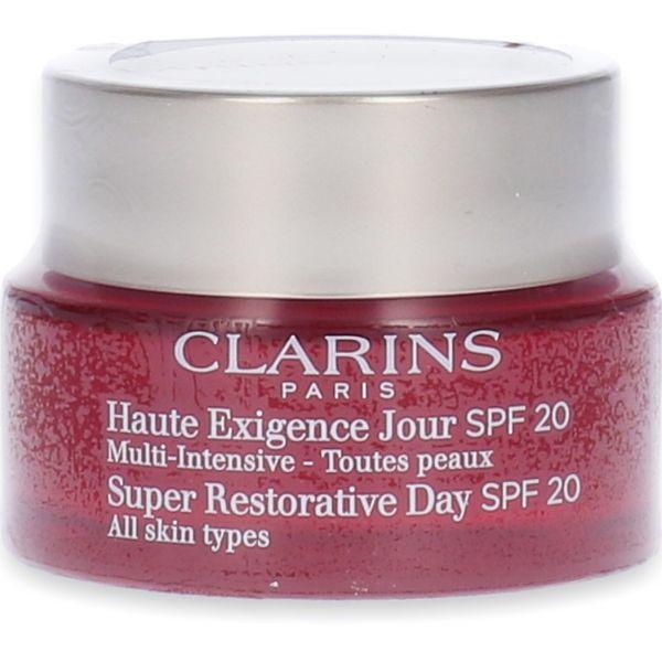 Clarins Super Restorative Day Cream SPF 20  50ml