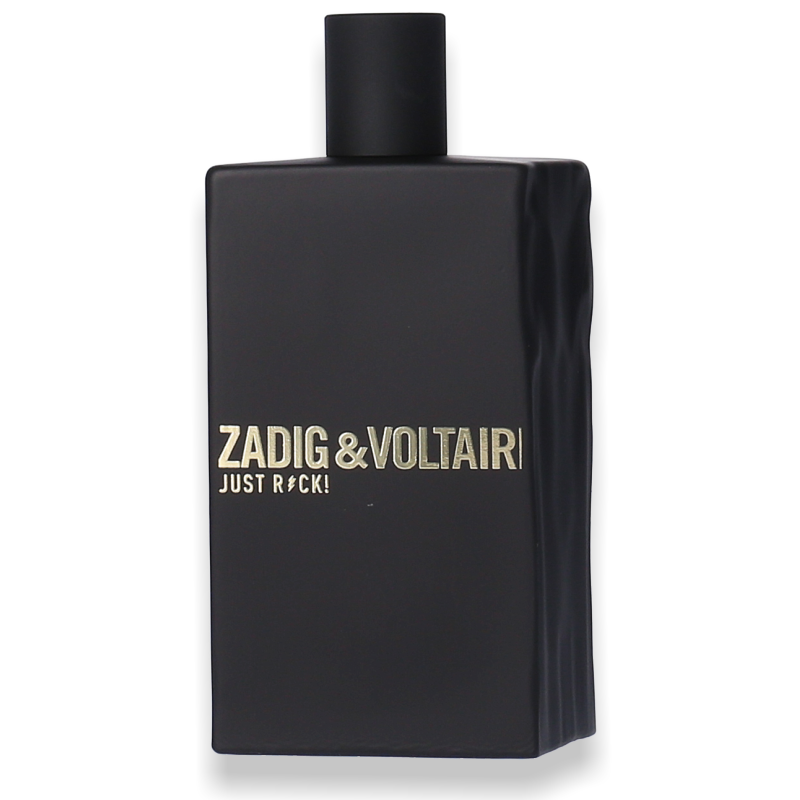 Zadig & Voltaire Just Rock! for Him Eau de Toilette 100ml  - Parfüm für Dich