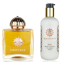 Amouage Dia Woman Eau de Parfum 100ml + Body Lotion 300ml