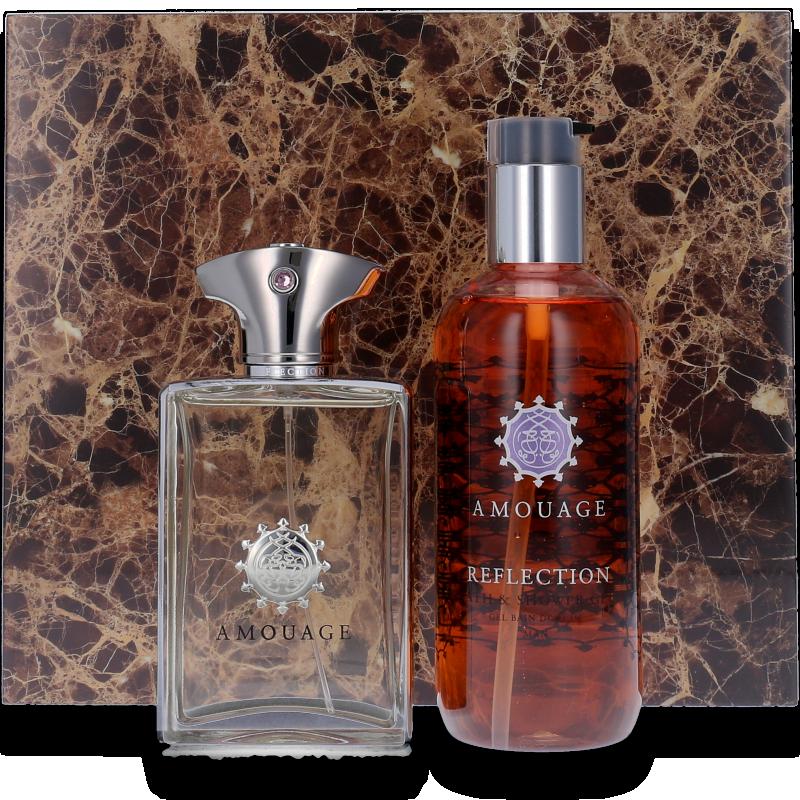 Amouage Reflection Man Eau de Parfum 100ml + Shower Gel 300ml