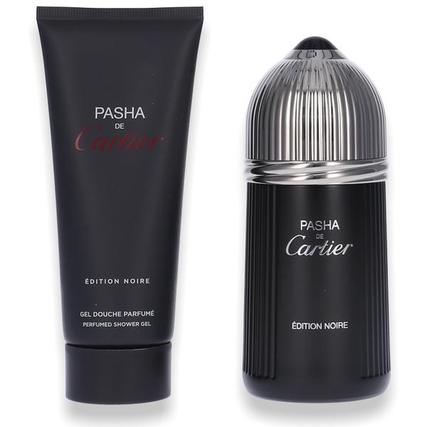 Cartier Pasha Noir Geschenkset Eau de Toilette 100ml + Shower Gel 100ml