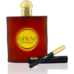 Yves Saint Laurent YSL Opium EdT 90ml + Mascara + Eye Pencil