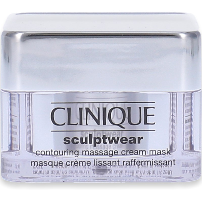 Clinique Skulptwear Contouring Massage Cream Mask 50ml
