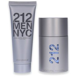 Carolina Herrera 212 Men Eau de Toilette 50ml + Shower Gel 75ml