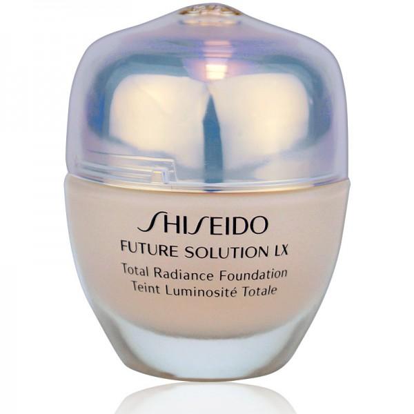 Shiseido Future Solution LX Total Radiance Foundation Neutral 4 - 30ml