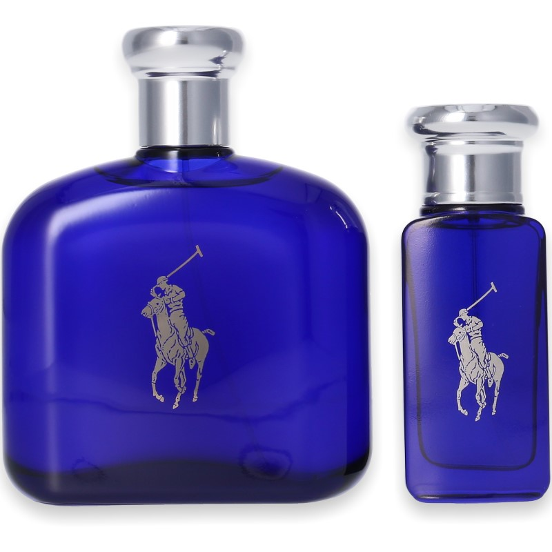 Ralph Lauren Polo Blue Eau de Toilette 125ml + Eau de Toilette 30ml