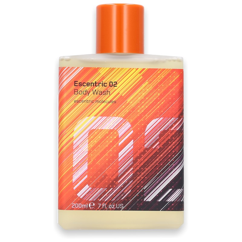 Escentric Molecules Molecules 02 Body Wash 200ml - Parfüm für Dich