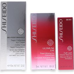 Shiseido Bio-Performance Super Corrective Eye Cream 15ml + 2 weitere Artikel