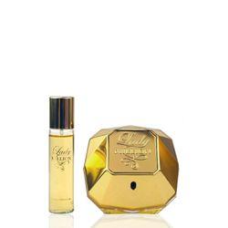 Paco Rabanne Lady Million Eau de Parfum 80ml + EdP Mini 10ml