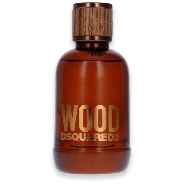 Dsquared² Wood pour Homme Eau de Toilette 100ml