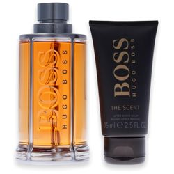 Hugo Boss The Scent Eau de Toilette 200ml  + After Shave Balm 75ml