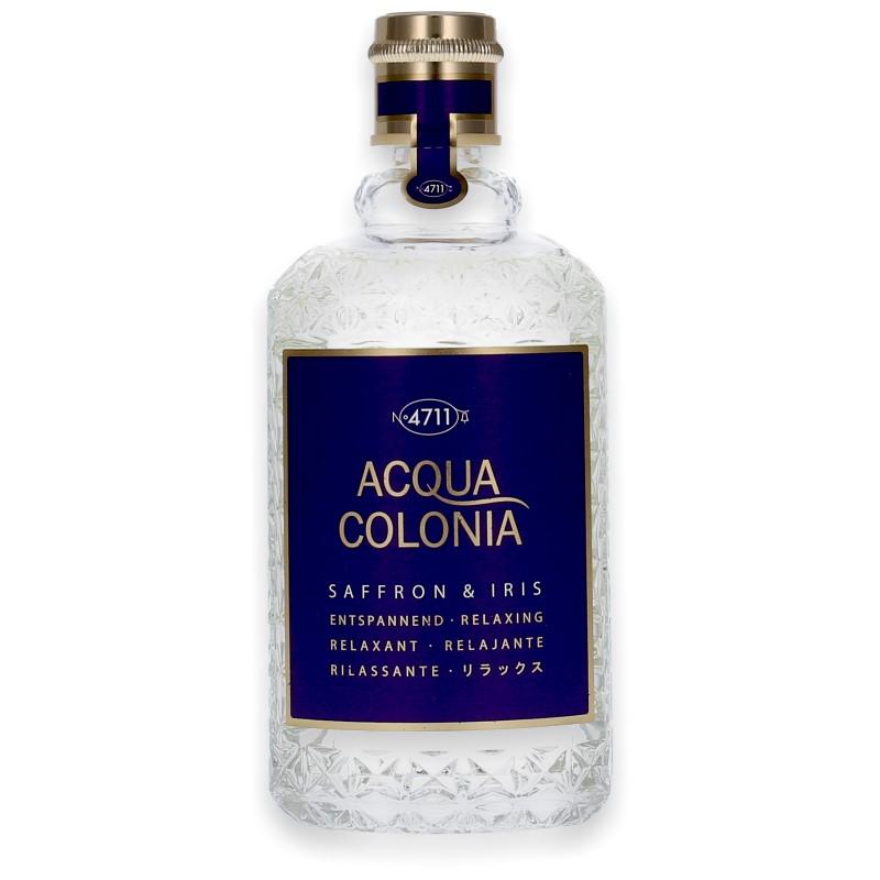 4711 Acqua Colonia Saffron & Iris Eau de Cologne 170ml