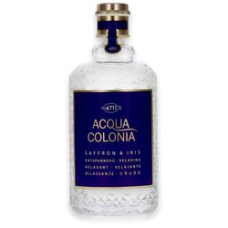4711 Acqua Colonia Saffron & Iris Eau de Cologne 170ml