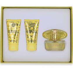 Versace Yellow Diamond Eau de Toilette 50ml + BL 50ml + SG 50ml
