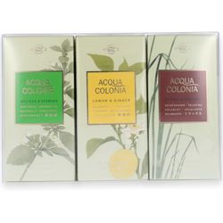 4711 Acqua Colonia Set Eau de Cologne 3x30ml