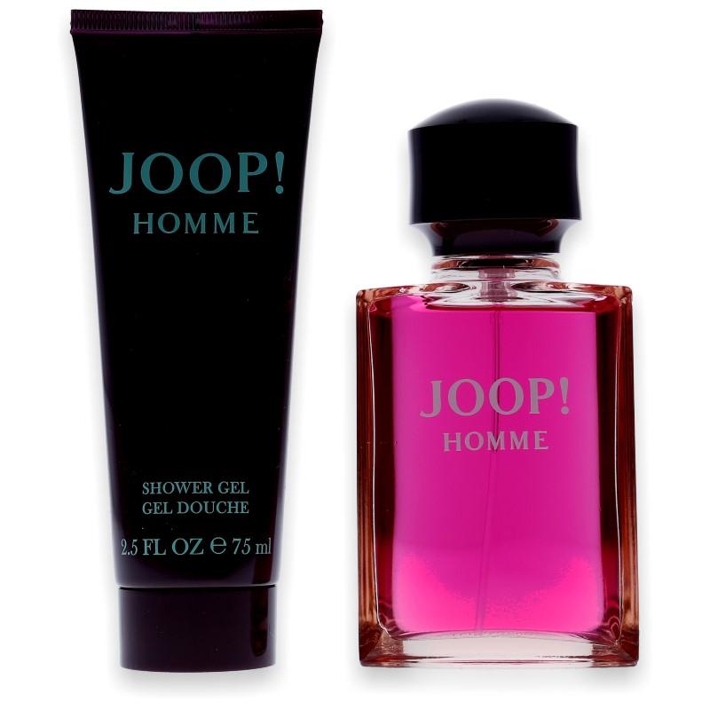 Joop Homme Eau de Toilette 75ml + Shower Gel 75ml