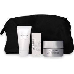 Shiseido Men Total Revitalizer Cream 50ml + Cleansing Foam 30ml + Total Revitalizer Eye 3ml